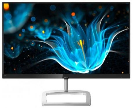 "Монитор Philips 23.8"" 246E9QJAB (00/01) черный IPS LED 16:9 HDMI M/M матовая 250cd 1920x1080 D-Sub DisplayPort FHD 3.01кг"