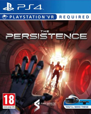 The Persistence только для VR (PS4)