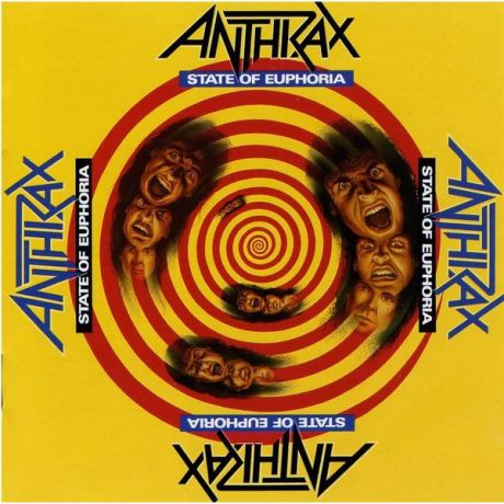 Anthrax Anthrax - State Of Euphoria (2 LP)