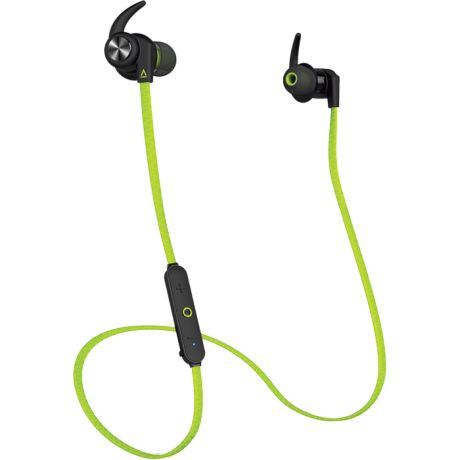 Bluetooth гарнитура Creative Outlier Sports Green