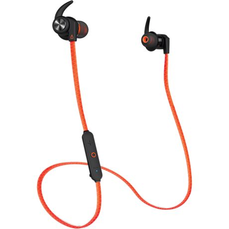 Bluetooth гарнитура Creative Outlier Sports Orange