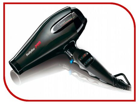 Фен BaByliss PRO BAB6510IE/BAB6510IRE Caruso