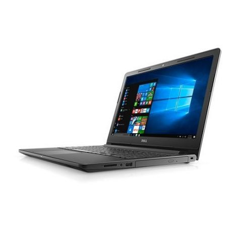 "Ноутбук DELL Vostro 3568, 15.6"", Intel Core i5 7200U 2.5ГГц, 8Гб, 256Гб SSD, Intel HD Graphics 620, DVD-RW, Windows 10 Home, 3568-7172, черный"