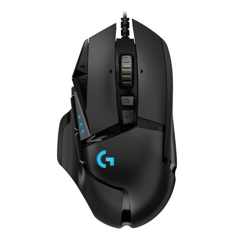 мышь Logitech G502 HERO Black USB [910-005470]
