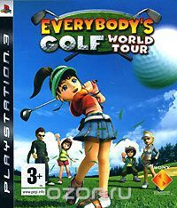 Everybody's Golf World Tour (PS3)