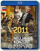 Wiener Philharmoniker / Franz Welser-Most: New Year's Concert 2011 (Blu-ray)