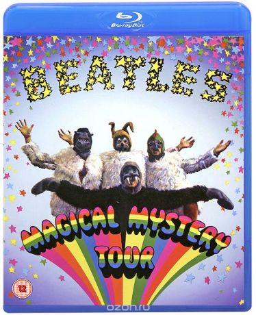 The Beatles: Magical Mystery Tour (Blu-ray)