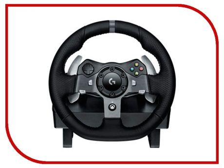 Руль Logitech G920 Driving Force 941-000123 / 941-00124