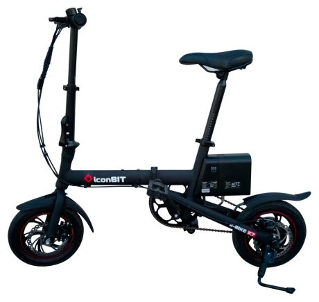 Электровелосипед iconBIT E-BIKE K7