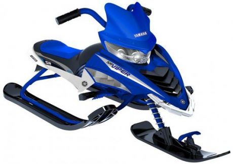 Снегокат Yamaha Viper Snow Bike до 40 кг синий пластик сталь YMC17001X