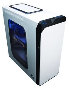 BrandStar Компьютер BrandStar Домашний H1006510-003. AMD Ryzen 5 2400G. AMD A320 mATX. DDR4 8GB PC-17000 2133MHz. 120GB SSD. nVidia GTX 1050Ti 4Gb. Без привода. Sound HDA 7.1. Zalman Z9 Neo ATX 600W white. 500W. Windows 10 Home (системный блок для дома)