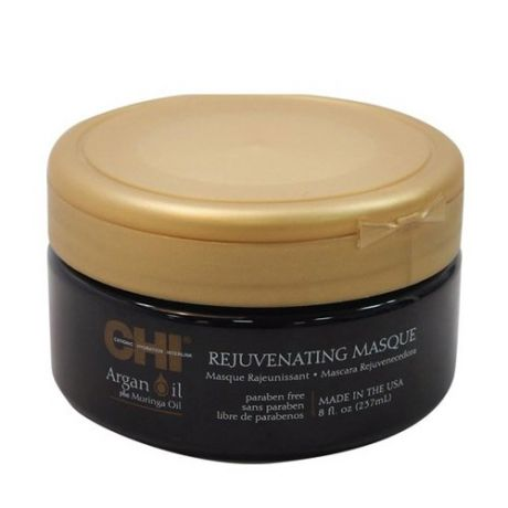 Восстанавливающая маска для волос CHI Argan Oil Rejuvenating Masque