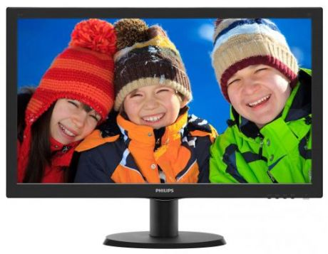 "Монитор 23.6"" Philips 243V5LSB5(00/01)"