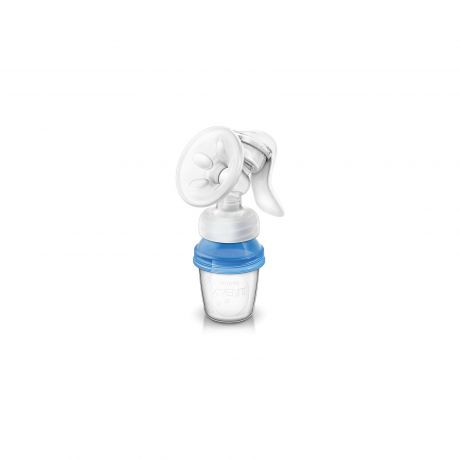 PHILIPS AVENT Ручной молокоотсос Natural, Philips Avent