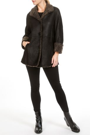 sheepskin coat HISO sheepskin coat