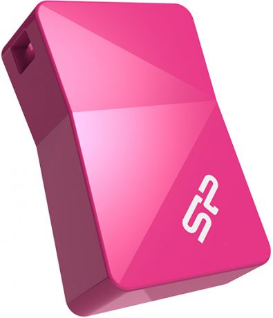 USB флешка Silicon Power Touch T08 16GB Pink (SP016GBUF2T08V1H) USB 2.0