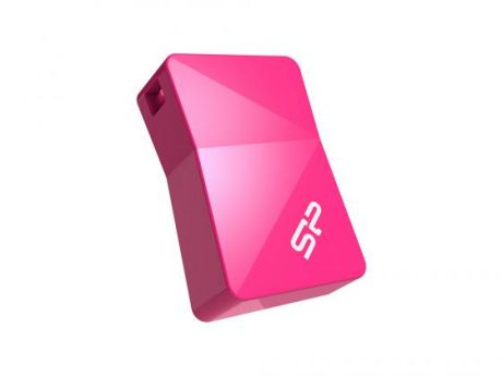 USB флешка Silicon Power Touch T08 64GB Pink (SP064GBUF2T08V1H) USB 2.0