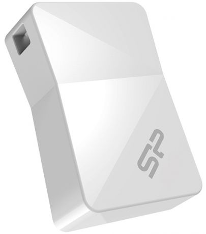 USB флешка Silicon Power Touch T08 16GB White (SP016GBUF2T08V1W) USB 2.0