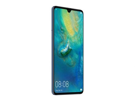 Смартфон Huawei Mate 20 (Midnight Blue) HiSilicon Kirin 980 (2.6) / 6GB / 128GB / 6.53