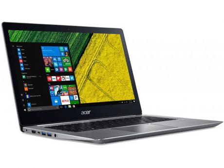 Ноутбук Acer Aspire Swift SF314-52-71A6 (NX.GNUER.010) i7-7500U (2.7) / 8Gb / 256Gb SSD / 14