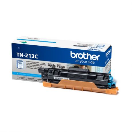 Картридж Brother TN213C голубой (cyan) 1300 стр. для Brother HL-L3230CDW / DCP-L3550CDW / MFC-L3770CDW