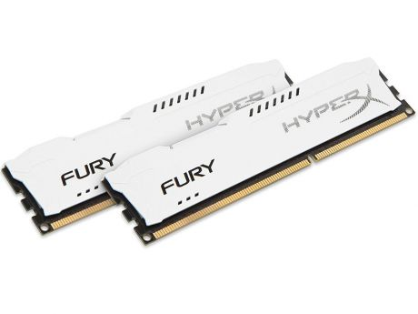 Оперативная память Kingston HyperX FURY HX313C9FWK2/8 DIMM 8Gb (2x4Gb) DDR3 1333MHz DIMM 240-pin/PC-10600/CL9