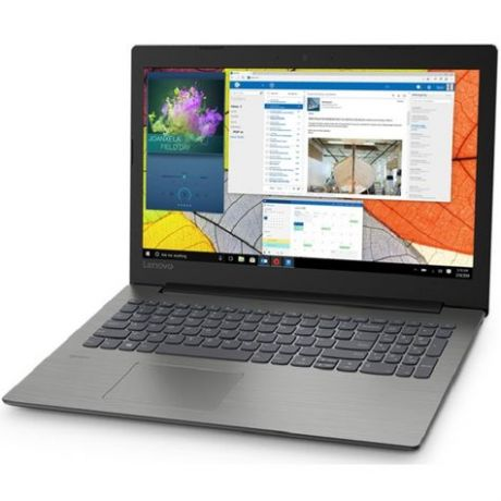 Ноутбук Lenovo IdeaPad 330-15IGM (81D100ANRU) Intel Pentium N5000 (1.1)/4GB/128GB SSD/15.6'' FHD/GMA HD/noDVD/WiFi/BT4.1/DOS/GREY