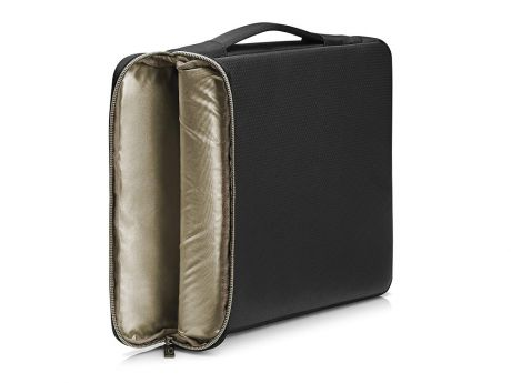 Чехол HP 17 Blk/Gold Carry Sleeve (3XD37AA)