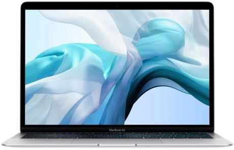 "Ноутбук Apple MacBook Air 13"" MREA2 RU/A Core i5, 1.6Ггц, 8Гб, 128Гб SSd (Серебристый)"