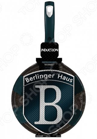 Сковорода блинная Berlinger Haus Aquamarine Metallic
