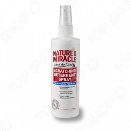 Спрей против царапанья Nature''s Miracle Scratching Deterrent
