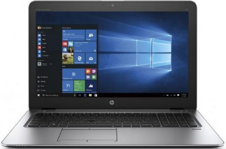 HP Elitebook 850 G3 UMA i5-6200U 850 / 15.6 FHD UWVA AG / 8GB 1D  DDR4 / 256GB TLC / W7p64W10p / 3yw / Webcam / kbd DP Backlit / Intel 8260 AC 2x2 non vPro +BT 4.2 / FPR / No NFC