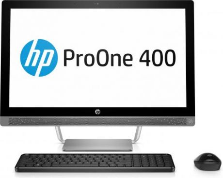 "Моноблок 23.8"" HP ProOne 440 G3 AiO 1920 x 1080 Intel Core i7-7700T 8Gb 1Tb + 128 SSD Intel HD Graphics 630 Windows 10 Professional серебристый 1QM01ES"